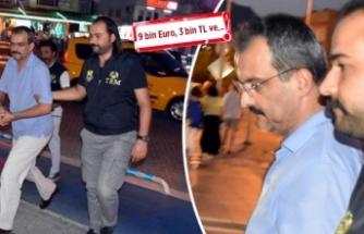İki bavul taşıdığını gören polisler şüphelendi: Yakalandı!