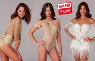 İşte Miss Turkey 2018 güzellik yarışması finalistleri