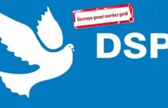 İstifa eden DSP İzmir İl Başkanı, geri döndü