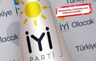 İYİ Parti Gaziemir'de 'davet' krizi