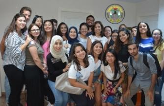 İzmir Barosu'na dünyanın dört bir yanından ziyaretçi!