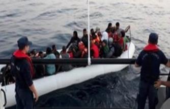İzmir'de 51 kaçak yakalandı