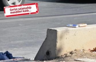İzmir'de yürek yakan olay: Beton mikserinin altında kaldı