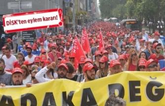 İzmir'de işçiler, yarım gün iş bırakacak