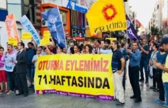 İzmir'de Eğitim-Sen'den ihraç eylemi!