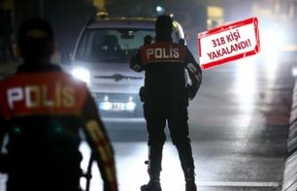 """İzmir'de """"huzur"""" denetimi"""