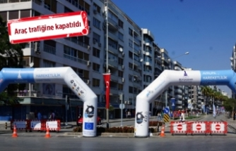 İzmir'de otomobilsiz gün