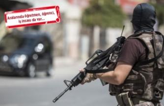 İzmir merkezli FETÖ operasyonu: 14 gözaltı