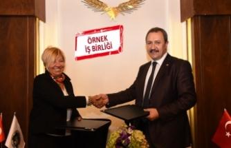 İzmir Ticaret Borsası'ndan Şanlıurfa hamlesi
