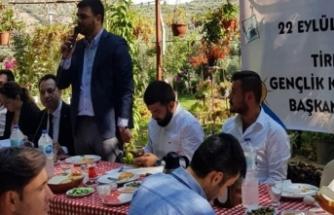 """""""İzmir'de dokunmadığımız genç kalmayacak"""""""
