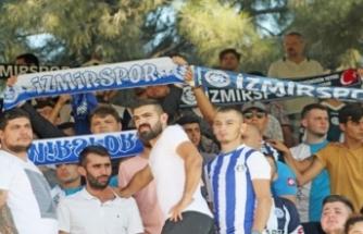 İzmirspor maçında 'Çevik Kuvvet' rötarı