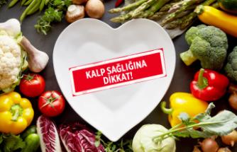 Kalp sağlığını korumak için bunları yapın!