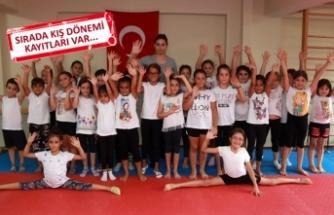 Karabağlar'da yaz spor okulları sona erdi