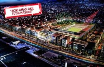 Karşıyaka stadında yeni kriz: İki isim karşı karşıya