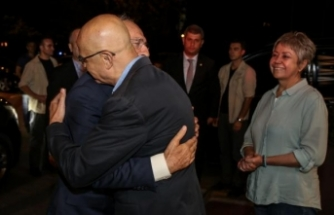 Kılıçdaroğlu, Berberoğlu ile bir araya geldi