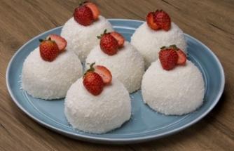 Pratik ve lezzetli: Fincan Tatlısı