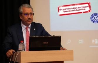 Prof. Dr. Budak: Bu programın birincisi Ege Üniversitesi'dir