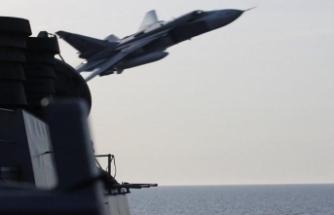 Rus askeri uçağı radarda kayboldu