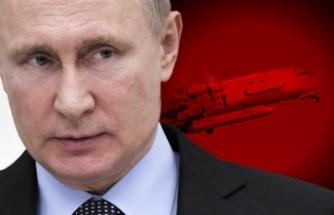 Rusya'dan 'kayıp uçak' açıklaması!