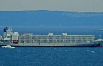 'Şarbonlu gemi' hakkında çarpıcı iddia