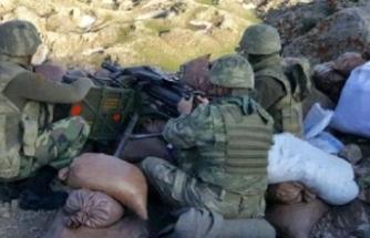 Siirt'te teröristlere ağır darbe