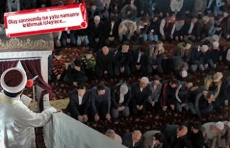 Şoke eden olay! İmam camide Suriyeli kadınla basıldı