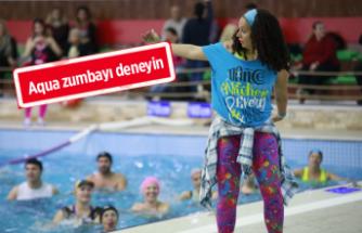 Sporun en serin hali: Aqua Zumba