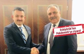 """Tarım zirvesi: """"Ankara'dan umutlu döndüm"""""""