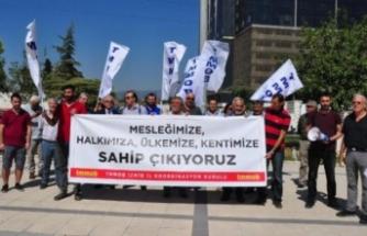 TMMOB İzmir: 39 yılda hiçbir şey değişmedi!