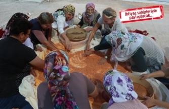 Urla'da anlamlı etkinlik: Dayanışma Tarhanası