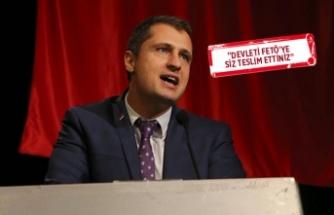 CHP'li Yücel'den, AK Parti'ye 'FETÖ' eleştirisi