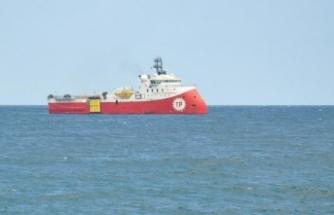 Doğu Akdeniz'de Türk gemisine Yunan tacizi!