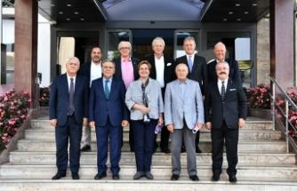 İzmirli başkanlar Kemeraltı için el ele!