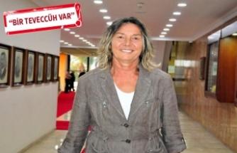 Karşıyaka'da 'rüzgarın kızı' adaylığa hazırlanıyor