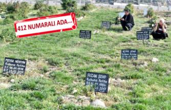 Mülteci Mezarlığı, yürek burkuyor...
