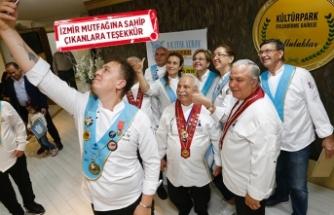 Mutfağın ustalarına 'Ömür Boyu Başarı ve Emek Ödülü'