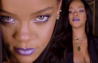 Rihanna'dan makyaj dersi! Milyonlarca hayranıyla sırlarını paylaştı