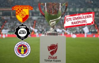 Türkiye Kupası'nda Göztepe'ye amatör rakip
