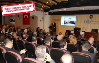 Türkiye'nin kalkınmasının temelinde ihracat olacak!