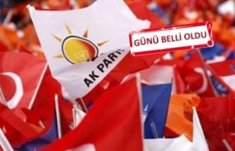 AK Parti 'İzmir Adayı'nı açıklıyor