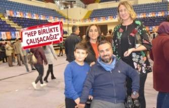AK Partili Baran: Temayüldeki ilgiden mutluluk duydum