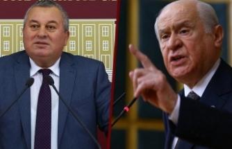 Bahçeli'den MHP'nin aykırı vekiline veto