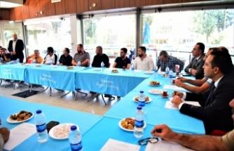 Bornova'da örnek STK birliği