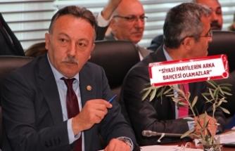 CHP'li Bayır: Adrese teslim bir kanun maddesi