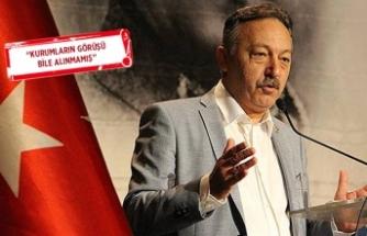 CHP'li Bayır'dan 'TOBB yasa teklifi'ne tepki