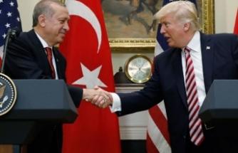 Cumhurbaşkanı Erdoğan ve Trump'tan önemli görüşme