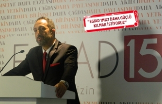 EGİAD'da seçim heyecanı: Kaplan'dan adaylık açıklaması!