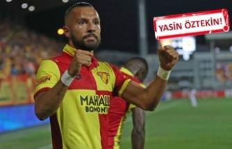 Göztepe'de son 1.5 sezonun en golcü yerlisi!