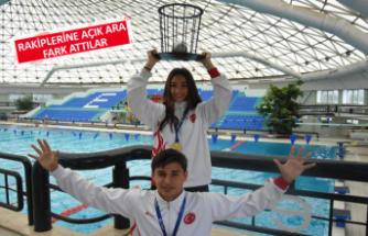 İkiz ragbiciler, İzmir'in gururu oldu