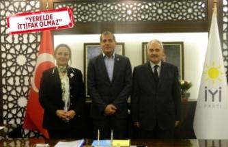 İYİ Parti İzmir'de 3 ilçeye atama!